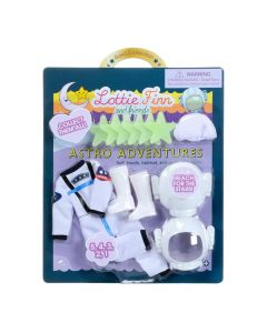 Lottie Doll Outfits - Astro Adventures