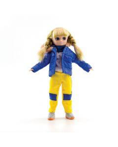 Lottie Doll - Snow Day