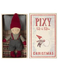 Maileg Pixie Elf In a Matchbox