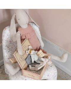 Maileg Mum & Dad Mice In A Cigar Box