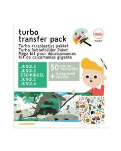 Makii - Terrific Transfers - Jungle