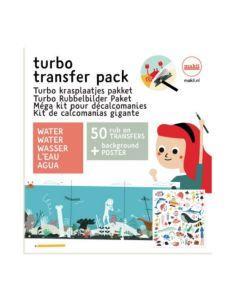 Makii - Terrific Transfers - Water