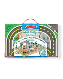 Melissa and Doug Take-Along-Town 40141