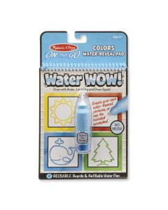 Melissa & Doug - Water Wow - Colours & Shapes