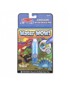 Melissa & Doug - Water Wow - Dinosaur