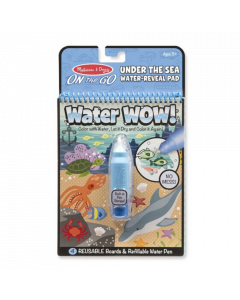 Melissa & Doug - Water Wow - Under The Sea