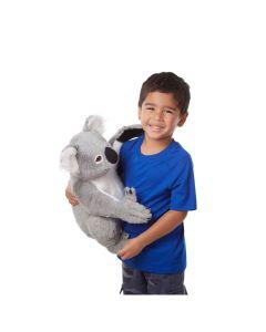 Melissa & Doug Lifelike Plush Koala
