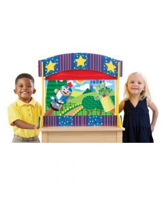 Melissa & Doug Tabletop Puppet Theatre Item # 2536