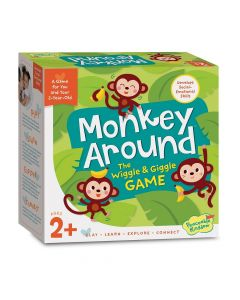 Monkey Around - Peaceable Kingdom Cooperative Game