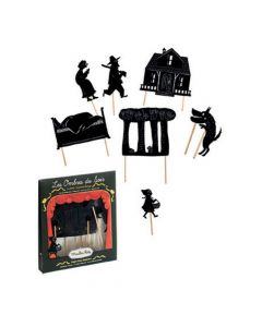Moulin Roty - Red Riding Hood Shadow Puppets