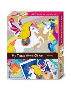 Avenir - My Tissue Work Of Art - Unicorn