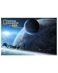 National Geographic Super 3D Puzzle - Space Landscape