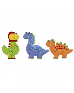 Orange Tree Toys - Dinosaur Puzzle Set save 20%