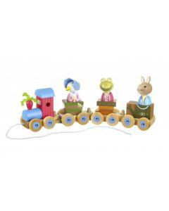 Orange Tree Toys - Peter Rabbit Puzzle Train