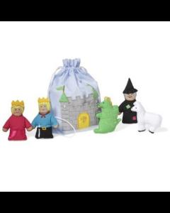Oskar & Ellen Princess Castle Story Bag - save 40%