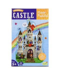 Peaceable Kingdom Castle Floor Puzzle PZ36