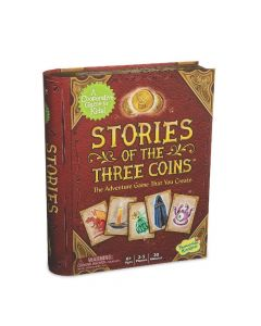 Peaceable Kingdom Stories of The Three Coins GMC32