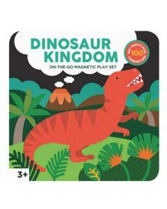 Petit Collage Magnetic Play Set Dinosaur Kingdom PTC534