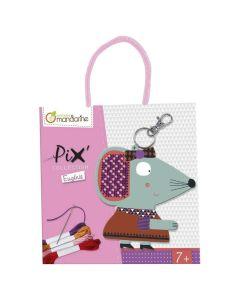 Pix Eugenie Cross Stitch Kit