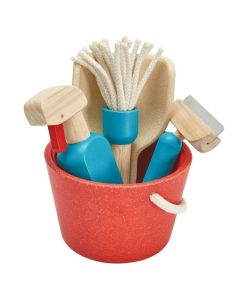 Plan Toys - Cleaning Set 3498