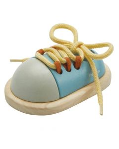Plan Toys - Tie Up Shoe 012321