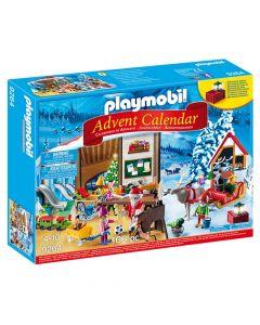 Playmobil Advent Calendar - Santa's Workshop 9264