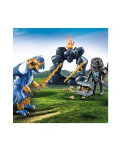 Playmobil Knights and Dragons Large Carry Case