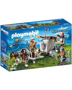 Playmobil Horse Drawn Ballista 9341