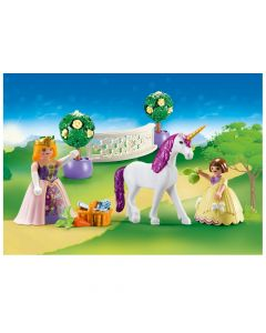 Playmobil Princess Unicorn Large Carry Case
