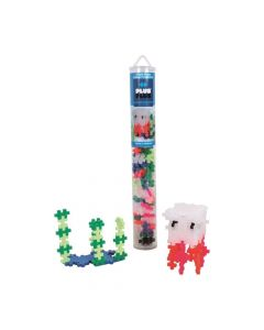 Plus Plus Jellyfish Mix 100 pcs. Tube