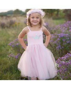 Pretty Pink Princess Dress