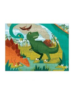 Mudpuppy Puzzles to Go - Dinosaur Park