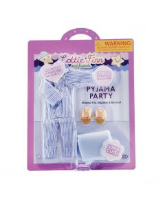 Lottie Doll Outfits - Pyjama Party