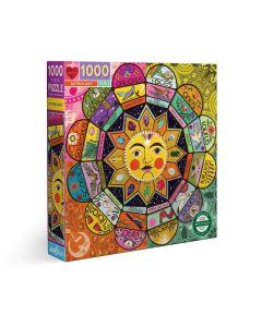 Eeboo 1000 Piece Puzzle - Astrology