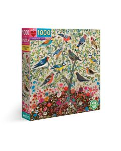 Eeboo 1000+ Piece Puzzle - New York City Life