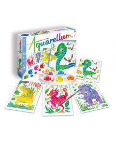 Aquarellum Junior Llamas