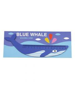Rex London Blue Whale Ruler 28430