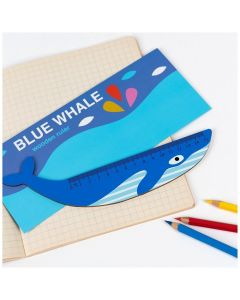 Rex London Blue Whale Ruler 28430