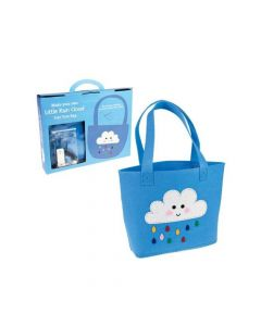 Rex London Sew Your Own Happy Cloud Tote Bag