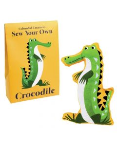 Rex London Sew Your Own Harry Crocodile