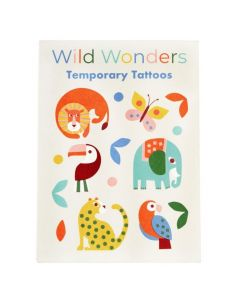Rex London Wild Wonders Temporary Tattoos