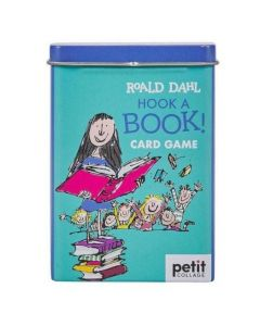 Roald Dahl Hook a Book Card Game