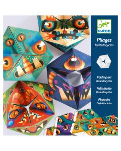 Fleximonsters - Djeco Folding Art