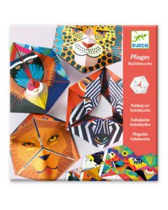 Flexianimals - Djeco Folding Art