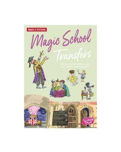 Scribble Down Magic School Transfers