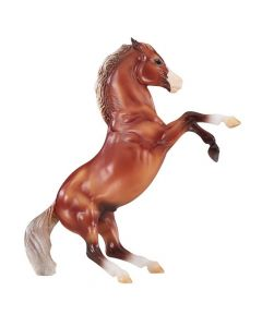 Breyer - Silver Bay Mustang