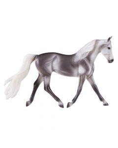 Breyer - Grey Saddlebred