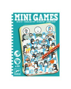 Djeco Mini Games Where Are You?