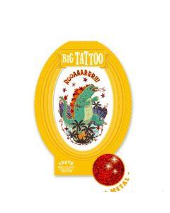 Djeco Big Tattoo - Godzilla