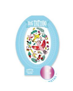 Djeco Big Tattoo - Birdy